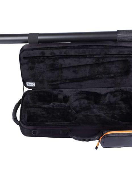 Étui BAM Peak Performance compact pour violon intérieur