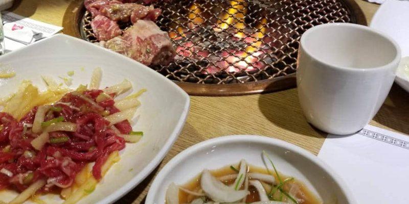 Le barbecue coréen est vraiment typique