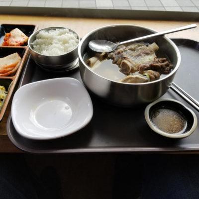 La soupe de cote bœuf
