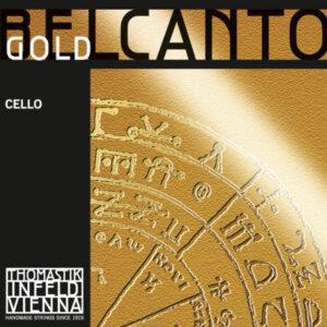 Thomastik Belcanto Gold pour violoncelle
