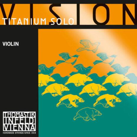 Thomastik Vision Titanium Solo pour violon