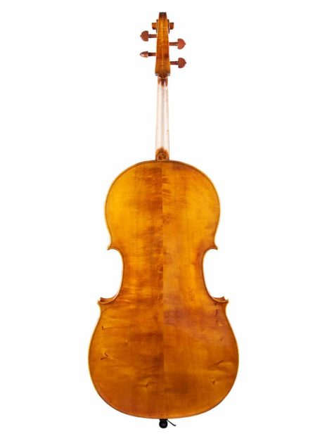 Violoncelle Baroque Passion Tradition Mirecourt Dos