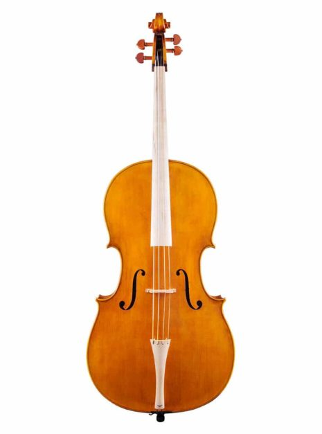 Violoncelle Baroque Passion Tradition Mirecourt Face
