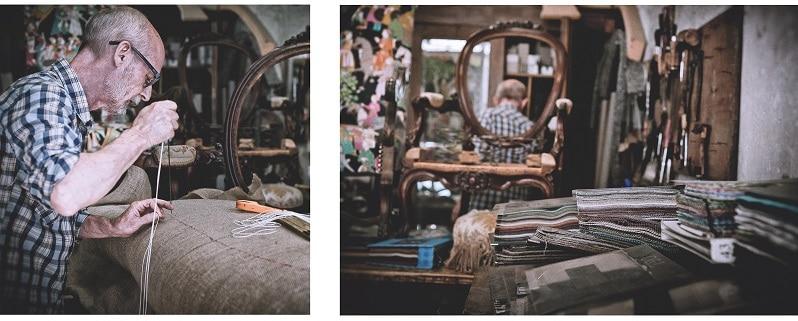 Les métiers d'art : La tapisserie