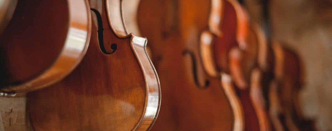 Rachat de violon