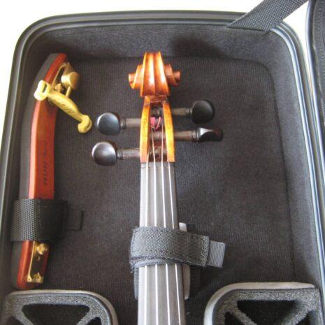 Bogaro et Clemente Nicole light pour violon - attache épaulière