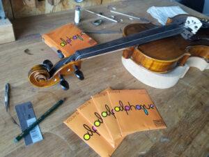 Les meilleures cordes pour débuter le violon
