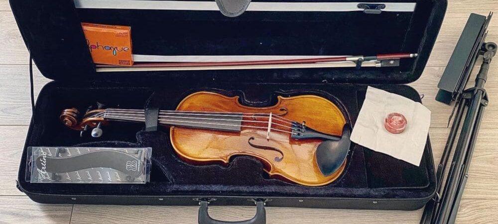 Le meilleur violon pour débuter selon Marie Leloup