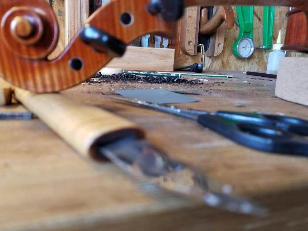 La lutherie du confinement et ses instruments