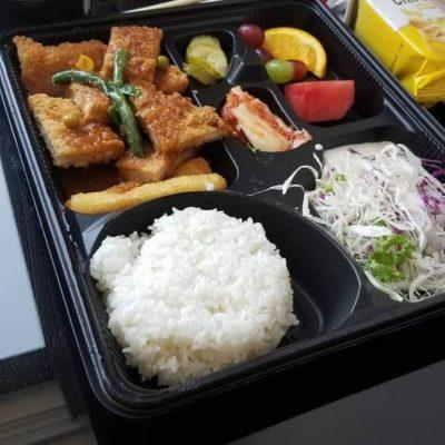 Les repas de la quarantaine en Corée 3