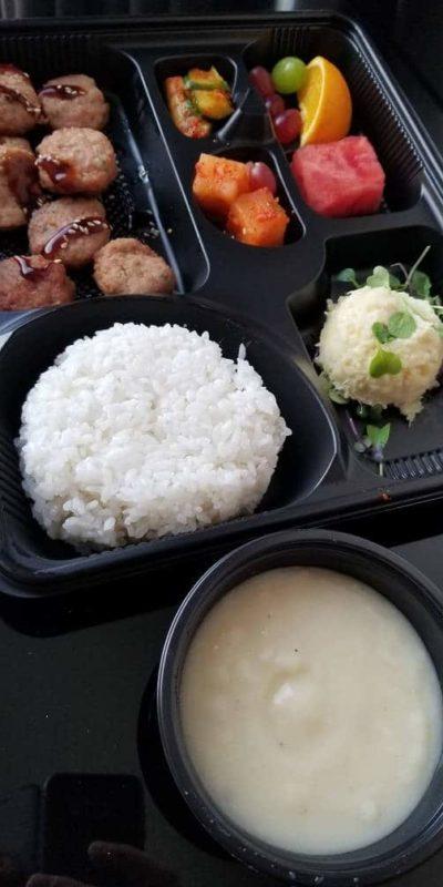 Les repas de la quarantaine en Corée 4