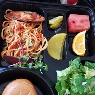 Les repas de la quarantaine en Corée 5