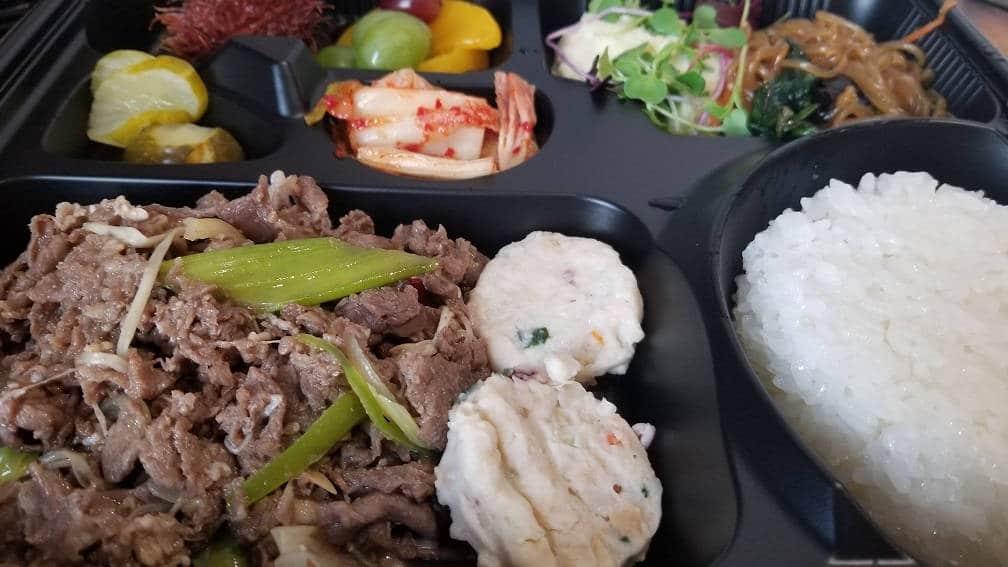 Les repas de la quarantaine en Corée 6