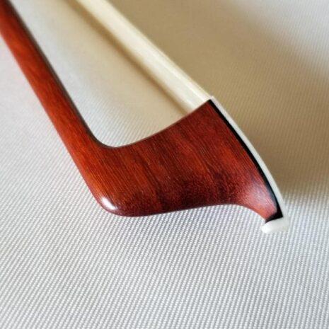 Archet Florian Bailly pour violon - tête