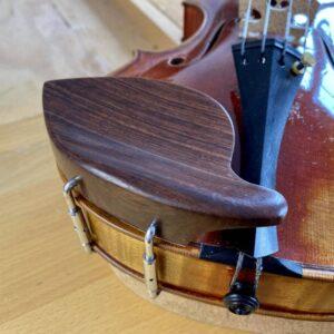 Mentonnière TELLER Morawetz pour violon