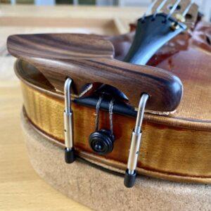 Mentonnière TELLER Grand Guarneri pour violon