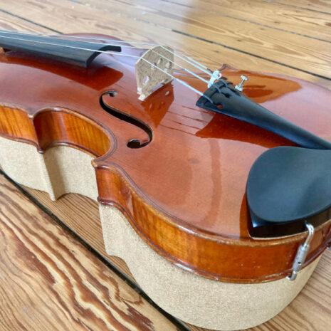 Violon allemand Werner mentonnière