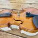 violon Mirecourt éclisses