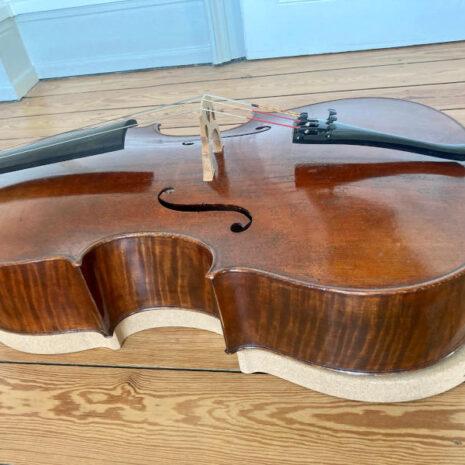 violoncelle Montagnana KMG éclisses