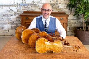Apprendre une langue quand on est luthier - Stepan Soultanian