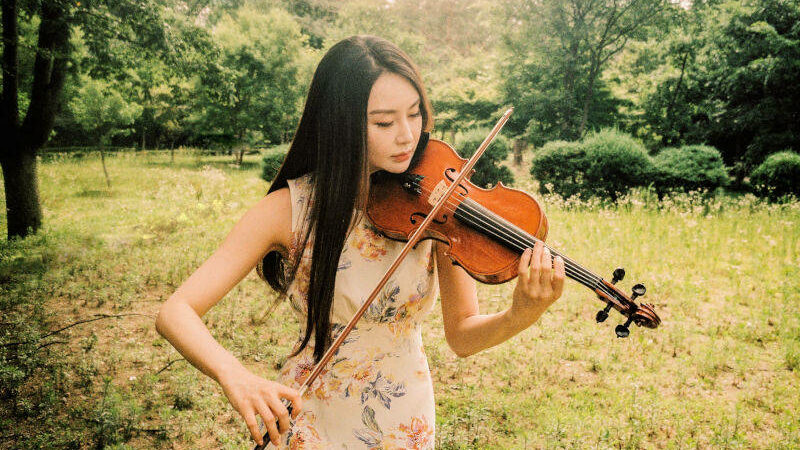 Cours de violon à Strasbourg avec Erica JANG