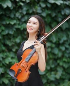 Erica JANG - Lutherie d'Art