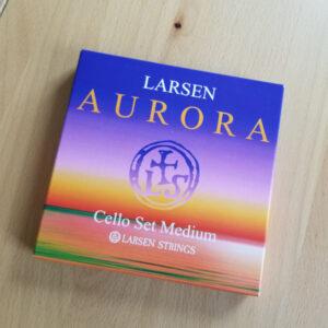 Larsen Aurora pour petit violoncelle