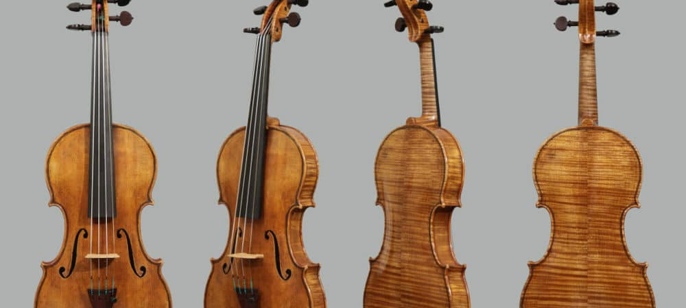 Le compromis entre les violons anciens ou contemporains
