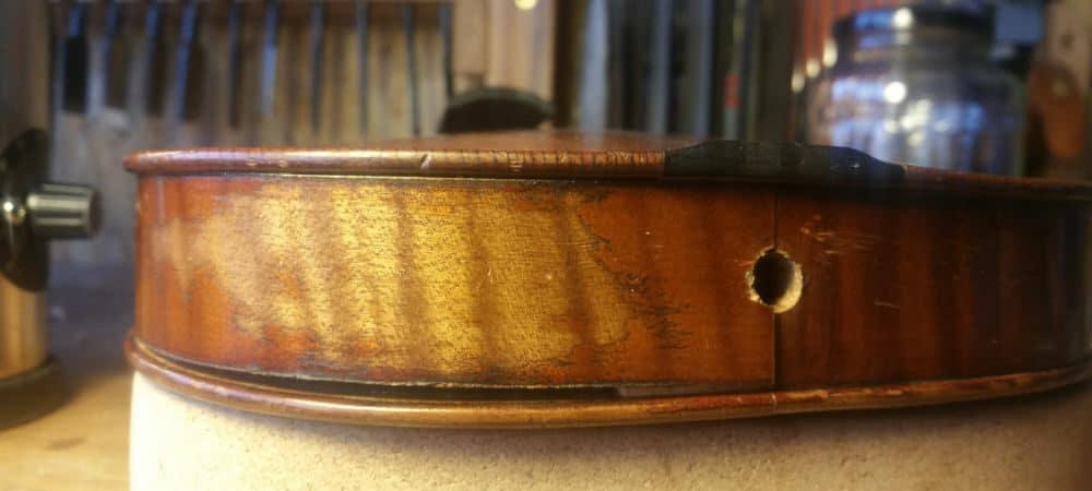 Le choix d'un violon ancien ou contemporain s'accompagne toujours des risques