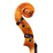Violon gaucher Kaiming KMG volute