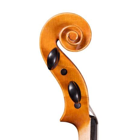 Violon gaucher Passion-Tradition volute