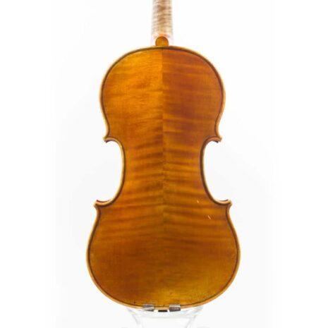 Le fond d'un violon par Guillaume KESSLER