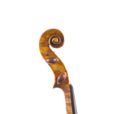 Pack débutant violon ancien volute