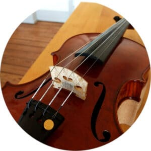 Cordes violon