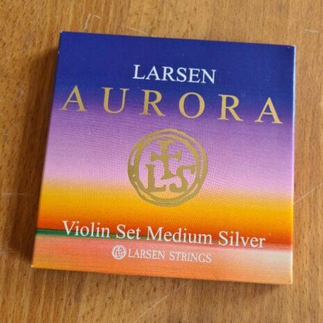 Larsen Aurora pour violon argent