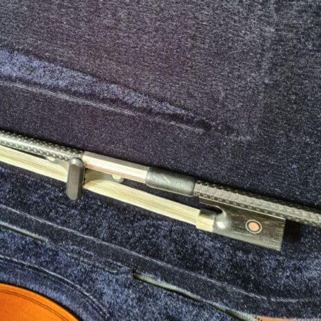 Étui de violon le moins cher rangement archet