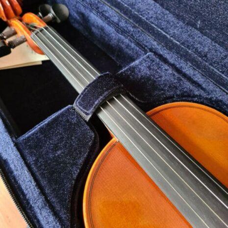 Étui de violon le moins cher rangement boucle de maintien
