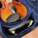 Étui de violon le moins cher épaulière
