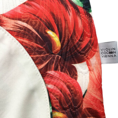 ViolinCocoon Deluxe Anthuria coutures