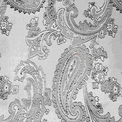 ViolinCocoon Paisley motif